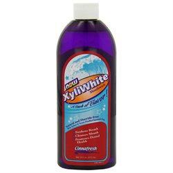 NOW Foods - XyliWhite Mouthwash Cinnafresh Flavor - 16 oz.