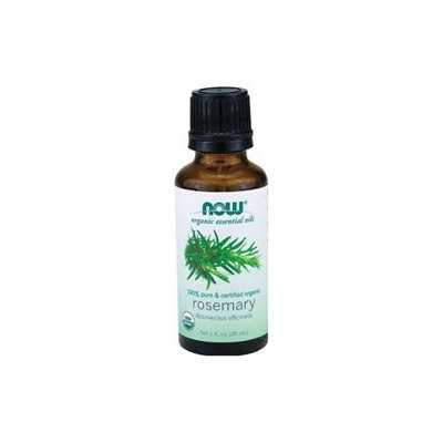 NOW Foods - Rosemary Oil Organic - 1 oz.