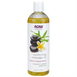 Now Foods Comforting Massage Oil 16 oz