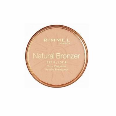 Rimmel Natural Bronzing Powder 14g-020 Sunshine