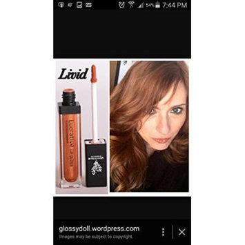 Younique Lucrative Mineral Lip Gloss Livid