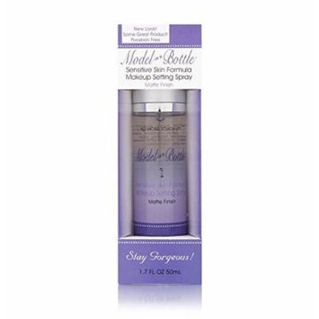Model in a Bottle Make-up Setting Spray Matte Finish - Sensitive Skin Formula - 1.7oz