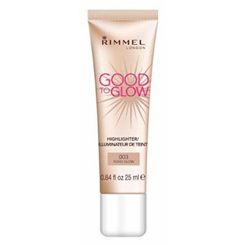 Rimmel London Good To Glow Highlighter, Illuminator - 003 Soho Glow 25ml