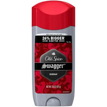 Old Spice Red Zone Men's Deodorant, Swagger, 3.8 Ounce