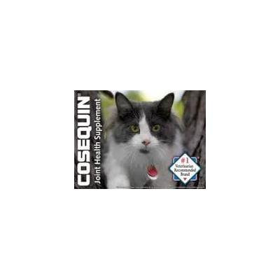 Maximum Strength Plus Boswellia Joint Health Supplement for All Cats (Pack of 3 - 60ct bottles)