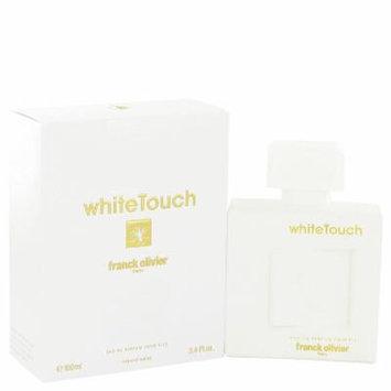 White Touch for Women by Franck Olivier Eau De Parfum Spray 3.3 oz