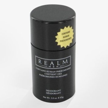 Realm By Erox Corporation For Men. Deodorant Stick 3.0 Oz