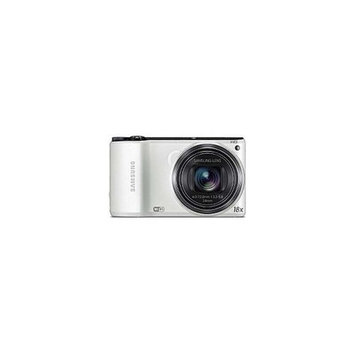 Rje Trade International, Inc. Samsung RECONDITIONED SAMSUNG 14.2 MEGAPIXELS 3 INCH LCD DIGITAL CAMERA (WHITE) - EC-WB200FBPWUS