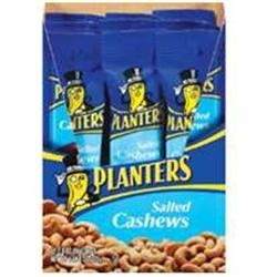 Planters Planters Salted Cashews 2 Ounce 549750 by Dot Foods