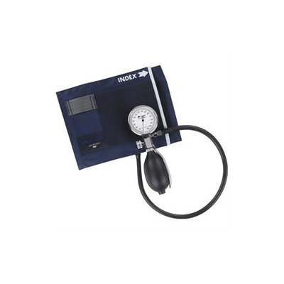 Mabis MABIS Signature Series Palm Aneroid Sphygmomanometer, Adult