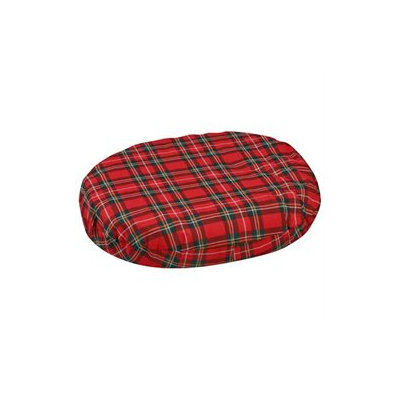Duro-Med Convoluted Foam Ring Cushions Plaid 18 Inch Each SKU