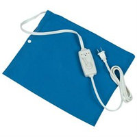 Mabis 619-5134-1900 Deluxe Standard Electric Heating Pad - Non-Moist Heat