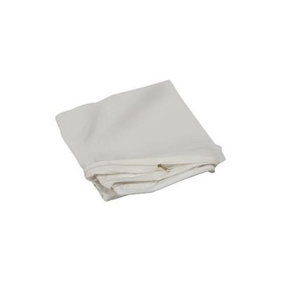 Mabis 554-8069-1952 Queen Zippered Plastic Mattress Protector for Home Beds