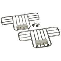 Mabis 551-1962-0600 Half Length Steel Bed Rails - 1 Pair