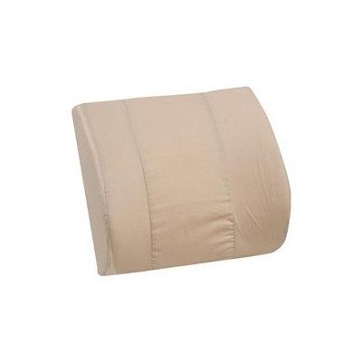 Mabis 555-7300-3700 Standard Lumbar Cushion with Strap - Tan