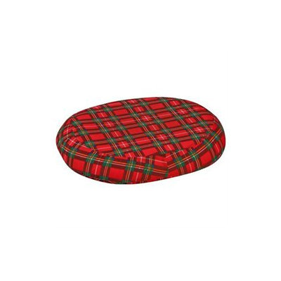 Duro-med Mabis 513-8018-9910 18 Inch Contoured Foam Ring - Plaid