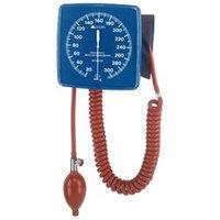 Mabis MABIS Legacy Wall-Mounted Clocks Aneroid Sphygmomanometer, Blue