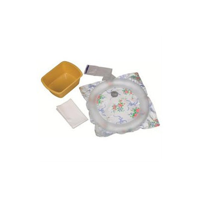 Mabis Healthcare Mabis Inflatable Bed Shampooer Kit