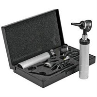 Mabis 20-816-000 Otoscope - Ophthalmoscope Basic Combilight Set