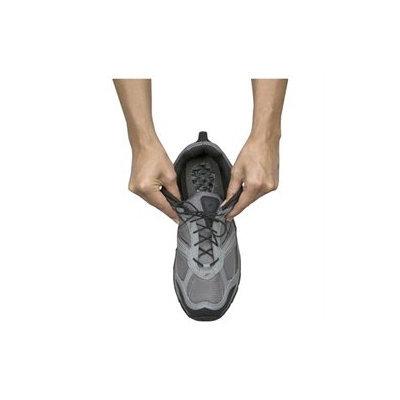Mabis Healthcare Mabis 640-8123-0200 Stretchable Shoe Laces - Black - 6 Pair