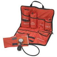 Mabis Medic-Kit5, 5 Cuff EMT Kit, Orange