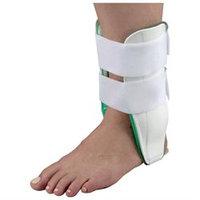 Mabis 630-6824-0080 Air Cast Ankle Brace - Standard Adult Left