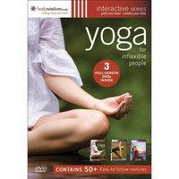 Bodywisdom Media Yoga for Inflexible People [3 Discs] - Box - DVD