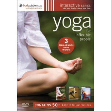 Bodywisdom Media Yoga for Inflexible People [3 Discs] - Box - DVD