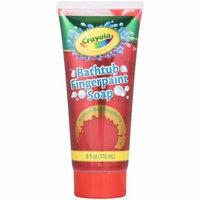 Crayola Bathtub Fingerpaint Soap, Radical Red Raspberry, 6 Oz.