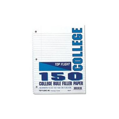 Filler Paper, College Rule, 150 Sheets, 150 sheets