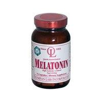 OLYMPIAN LABS, Melatonin 3mg - 75 caps
