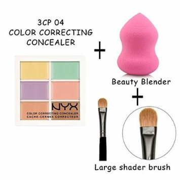 NYX 3cp 04 Color Correcting Concealer