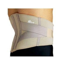 Thermoskin Lumbar Support Elastic Straps-XS-Black