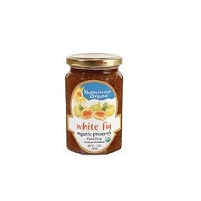 Mediterranean Organics 24300 Organic White Fig Preserves