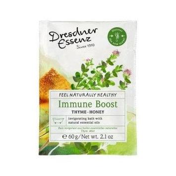 Dresdner Essenz Bath Salts with Natural Essential Oils (Immune Boost)