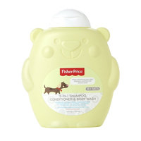 Fisher-Price 3-in-1 Shampoo