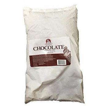 Soft Serve Mix, 6 Lb Bag, Chocolate Ice Cream Mix, Chef's Quality
