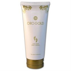 Mazal Oro Gold 24K Gold Foot Cream