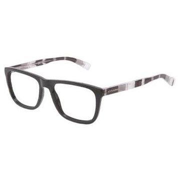 Dolce & Gabbana DG3161P Eyeglasses-2712 Black-52mm