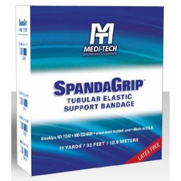 SpandaGrip Elastic Tubular Bandage - G 4-1/2 Latex Free