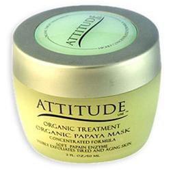 Attitude Line Organic Facial Mask - Papaya