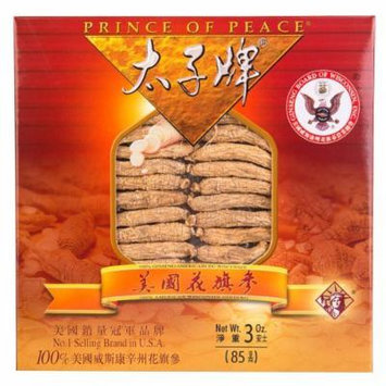 Prince of Peace® Wisconsin American Ginseng Small Short Roots (3 oz)