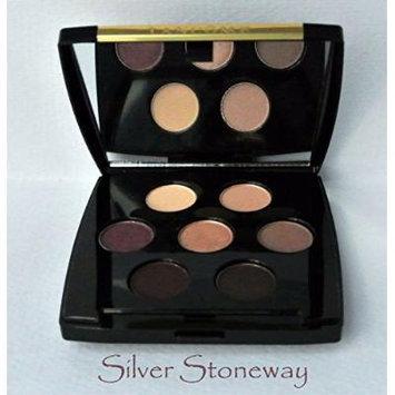 Color Design Sensational Effect Eye Shadow 7-color Palette, Bronze Tone
