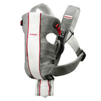 Baby Bjorn BABYBJ?RN Original Baby Carrier - Gray/White