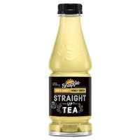 Snapple Straight Up Tea Sorta Sweet Honey Green Tea 18.5 Fl Oz bottle