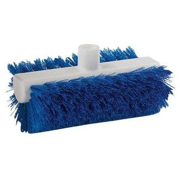 SURE-SURFACE SCRUBBER 66374 Sure-Surface Scrubber,8 In Blck,2 In Trm