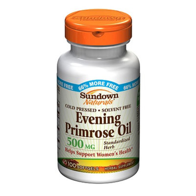 Sundown Naturals Evening Primrose Oil