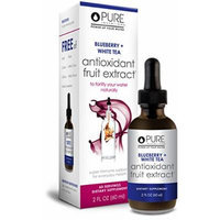 Pure Inventions - Antioxidant Fruit Extract Formulations Water Enhancers (60 Servings) - 2 Oz (Blueberry + White Tea)