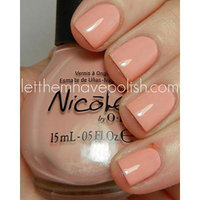 Nicole by OPI Polish,Paparazzi Don't Preach 0.5 Oz, (Pack of 2)