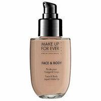 MAKE UP FOR EVER Face & Body Liquid Makeup Soft Beige 1 1.69 oz